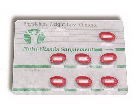 Vitamins Minerals More 5 Physicians Weight Loss Centers